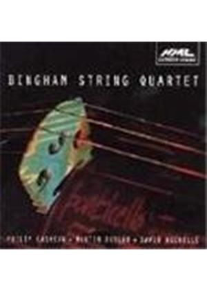Cashian/Butler/Nicholls: Works for String Quartet