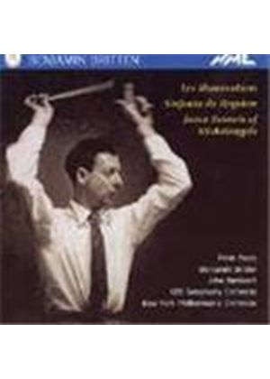 Britten: Orchestral & Vocal Works