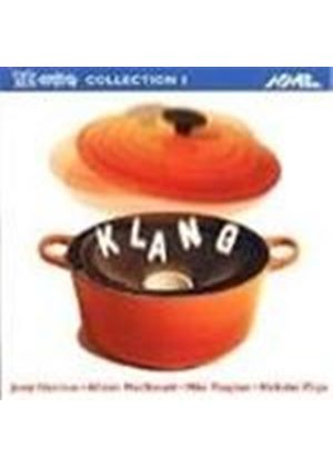 Various Artists - Klang - Works For Tape & Tape Instruments (Sonic Arts Network Collection Vol.1)