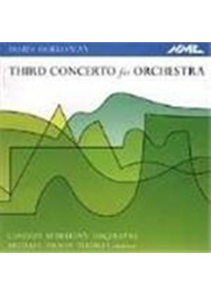 Holloway: Concerto for Orchestra No. 3