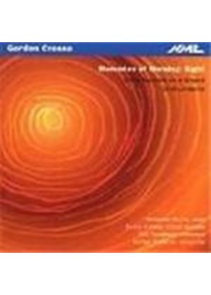 Crosse: Orchestral & Vocal Works