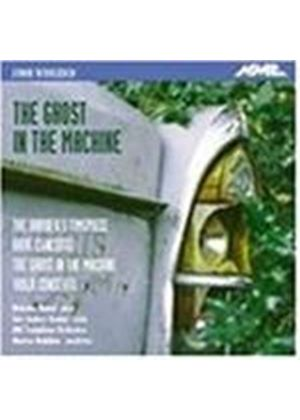 Woolrich: (The) Ghost in the Machine; Concerto for Viola and Orchestra