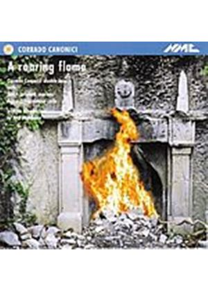 Various Composers - Roaring Flame (Canonici) (Music CD)