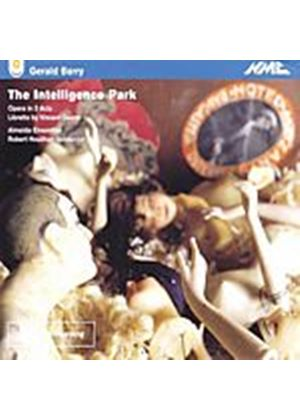 Gerald Barry - The Intelligence Park (Almeida Ensemble) (Music CD)