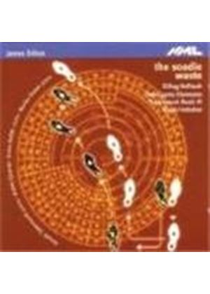 James Dillon - The Soadie Waste (Arditti Quartet) (Music CD)