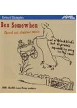 Howard Skempton - Ben Someone And Other Works (Music CD)