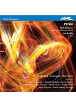 Prism: New Works for Clarinet (Music CD)