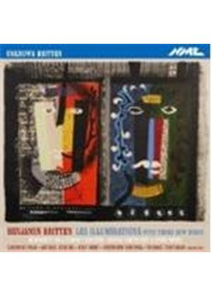 Britten - Unknown Britten (Music CD)