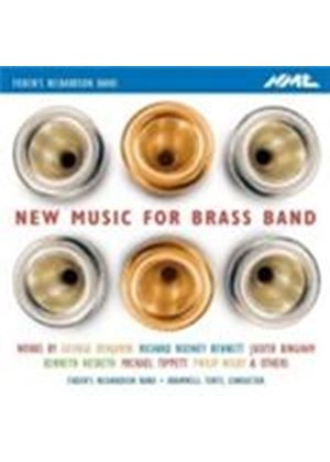 Foden's Richardson Band - New Music For Brass Band (Music CD)