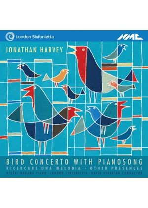 Harvey: Bird Concerto With Pianosong (Music CD)