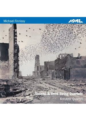 Michael Finnissy: Second & Third String Quartets (Music CD)