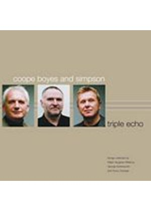 Coope, Boyes And Simpson - Triple Echo (Music CD)