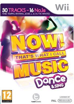 Now That's What I Call Music: Dance and Sing (Wii)