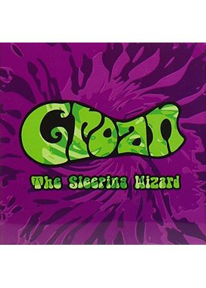 Groan - Sleeping Wizard, The (Music CD)