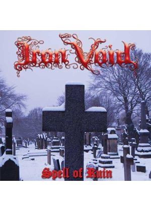 Iron Void - Spell Of Ruin (Music CD)