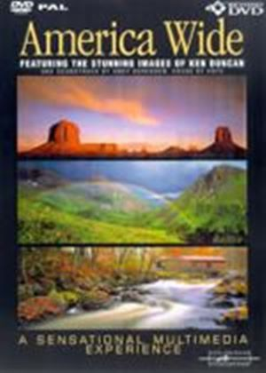 America Wide - Featuring The Stunning Images of Ken Duncan