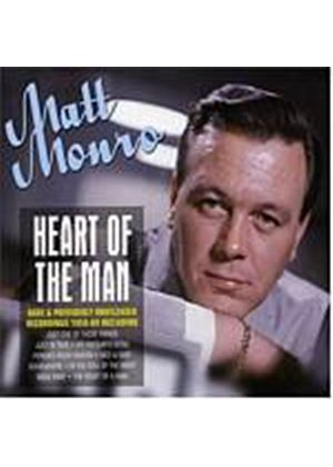Matt Monro - Heart Of The Man (Music CD)