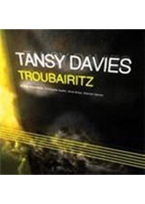 Davies, T: Troubairitz (Music CD)
