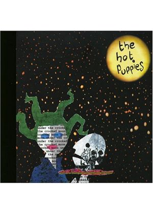The Hot Puppies - Under The Crooked Moon (Music CD)