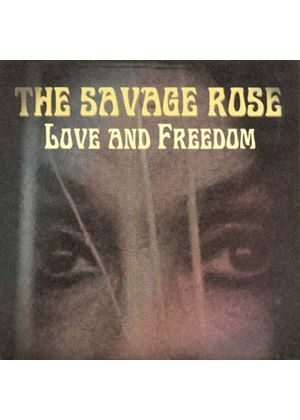 Savage Rose - Love and Freedom (Music CD)