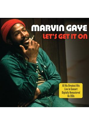 Marvin Gaye - Let's Get It On (His Greatest Hits In Concert)
