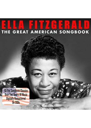 Ella Fitzgerald - The Great American Songbook (Music CD)
