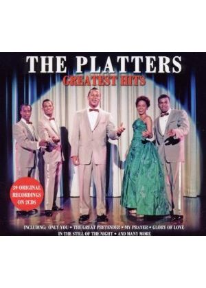 The Platters - Greatest Hits (Music CD)