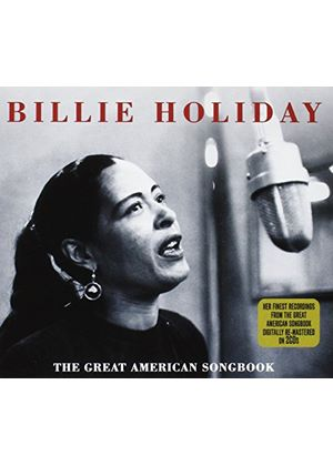 Billie Holiday - The Great American Songbook (Music CD)