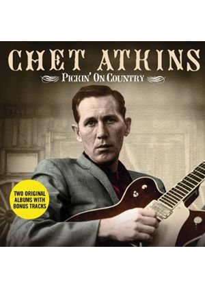 Chet Atkins - Pickin' On Country (Music CD)