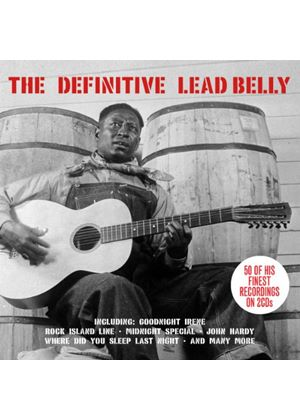 Leadbelly - Definitive, The (Music CD)