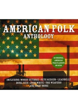 Various Artists - American Folk Anthology