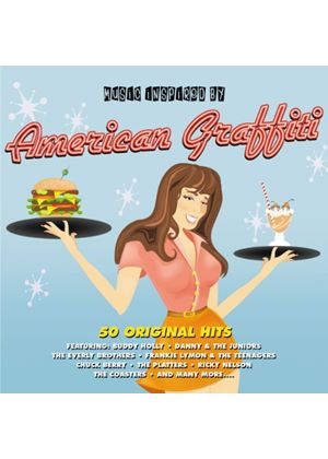 Various Artists - Music Inspired By American Graffiti (Music CD)