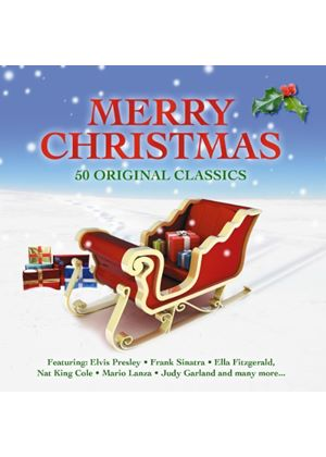 Various Artists - Merry Christmas (Music CD)