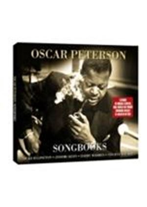 Oscar Peterson - Songbooks (Duke Ellington Songbook/Jerome Kern Songbook/Count Basie Songbook/Harry Warren & Vincent Youmans So (Music CD)