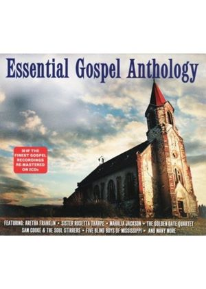 Various Artists - Essential Gospel Anthology (Music CD)