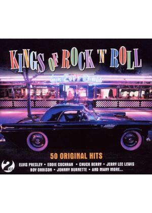Various Artists - Kings Of Rock 'n' Roll (Music CD)