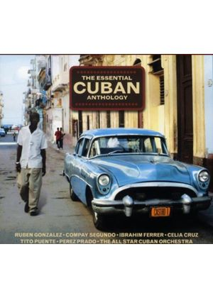 Various Artists - Essential Cuban Anthology, The (Music CD)