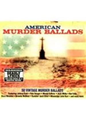 Various Artists - American Murder Ballads (Music CD)