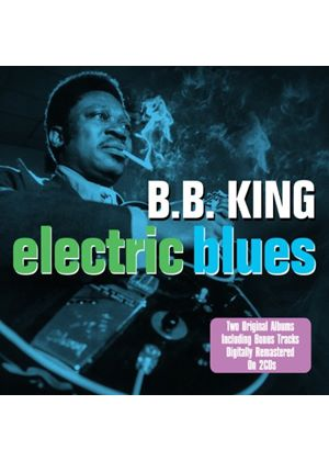 B.B. King - Electric Blues (Music CD)