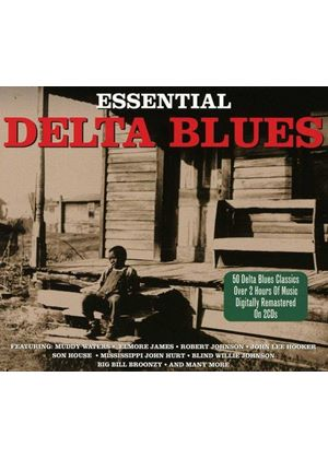 Various Artists - Essential Delta Blues (Music CD)