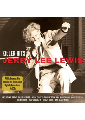 Jerry Lee Lewis - Killer Hits (Music CD)