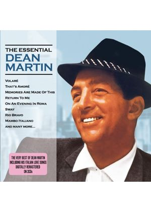 Dean Martin - Essential Dean Martin, The (Music CD)
