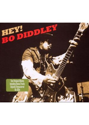 Bo Diddley - Hey Bo Diddley (Music CD)