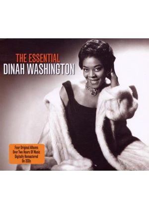 Dinah Washington - Essential, The (Music CD)