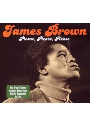 James Brown - Please Please Please (Music CD)