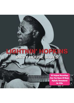 Lightnin' Hopkins - Dirty House Blues (Music CD)