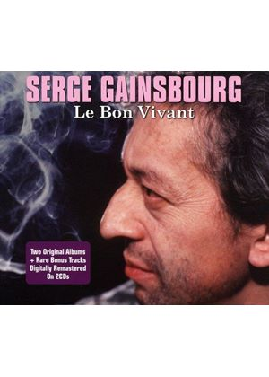 Serge Gainsbourg - Le Bon Vivant (Music CD)