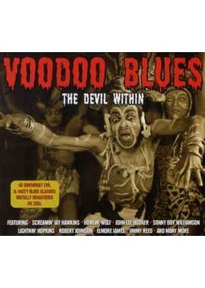 Various Artists - Voodoo Blues (The Devil Within) (Music CD)