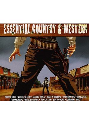 Various Artists - Essential Country And Western (Music CD)