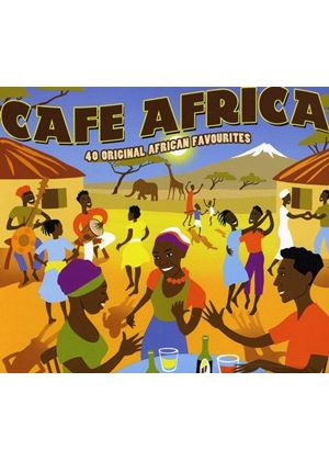 Various Artists - Cafe Africa (Music CD)
